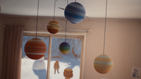 Chris' Room - Planetarium