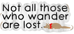NotAllWanderers-LIS1-sticker