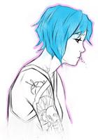 Chloe doodle