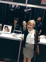 Dayeanne Hutton cosplays as Kate Marsh 2