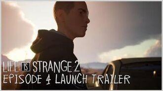 Life is Strange 2 - Episódio 4 - Trailer