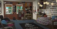 Max bedroom concept art