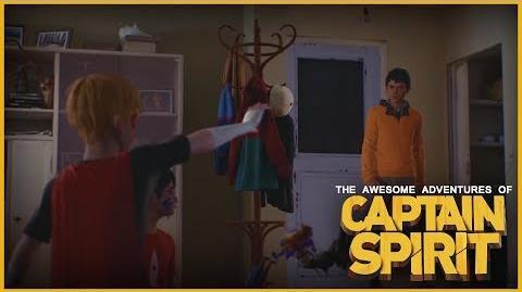 Captain Spirit Returns in Life is Strange 2 - Ep 2 PEGI