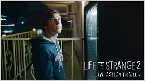 Life is Strange 2 – Bande-annonce live action