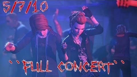 Life is Strange Before the Storm Firewalk Full Concert