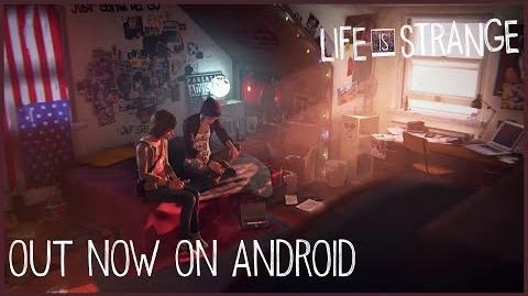 Life is Strange Out Now on Android ESRB
