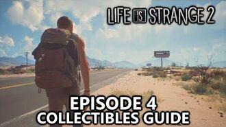 Life is Strange 2 Episode 4 - Collectibles Guide - Archivist Achievement Trophy