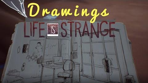 Sean's Drawings Life is Strange 2 Ep 1