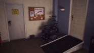 Altgarage-wheelchair