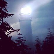 PSN Avatar Lighthouse