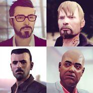 PSN Avatar Men of Arcadia Bay