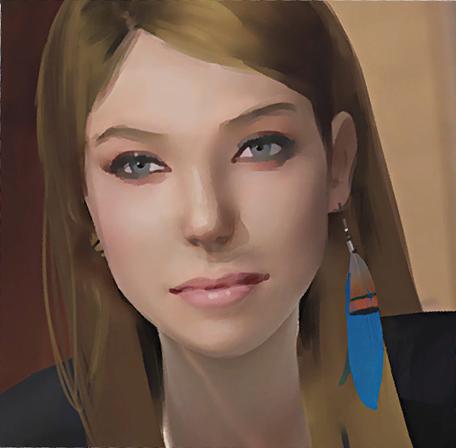 Character Contact Rachel