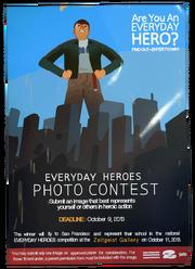 Heróis-Cotidiano