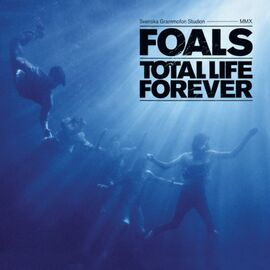 Foals Total Life Forever Cover