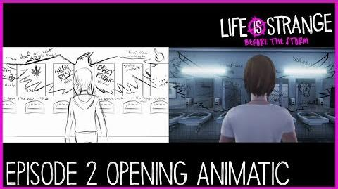 Before the Storm Episode 2 Opening Animatic