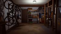 Diaz Household - Storage Room