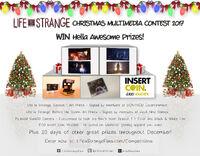 Christmas Promo Poster 2017 2