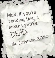 Maxnote-nightmare