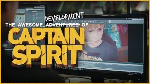 The Awesome Development of Captain Spirit E3 2018 ESRB