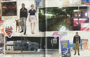 Pages 9 and 10 Art Book