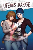 Life Is Strange -1 Cover B Variant Manda Schank Cover