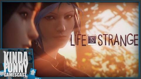 Life Is Strange Spoilercast - Kinda Funny Gamescast Special