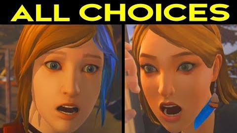 Life Is Strange Before the Storm EPISODE 3 - ALL CHOICES & OUTCOMES Alternative Choices