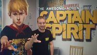 CaptainSpirit Entrevista Raoul Barbet
