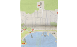 Arcadia Bay Map