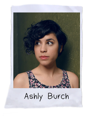 Ashly Burch Paper