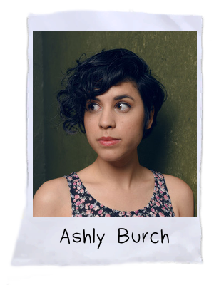 Ashly Burch Paper