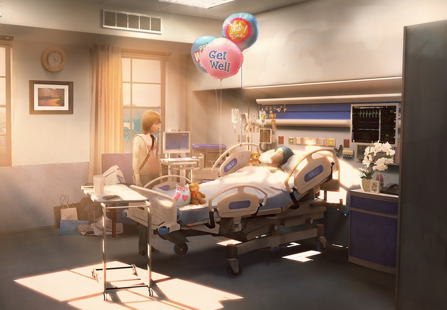Hospital Ending Life Is Strange Wiki Fandom Powered By