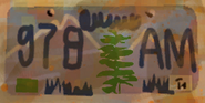 Oregon plate-LiS-Dirty
