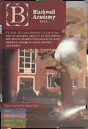 Panfleto de Blackwell 1