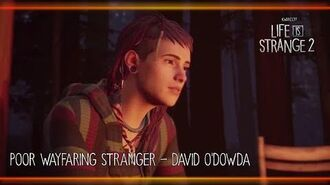 Poor Wayfaring Stranger - David O'Dowda Life is Strange 2