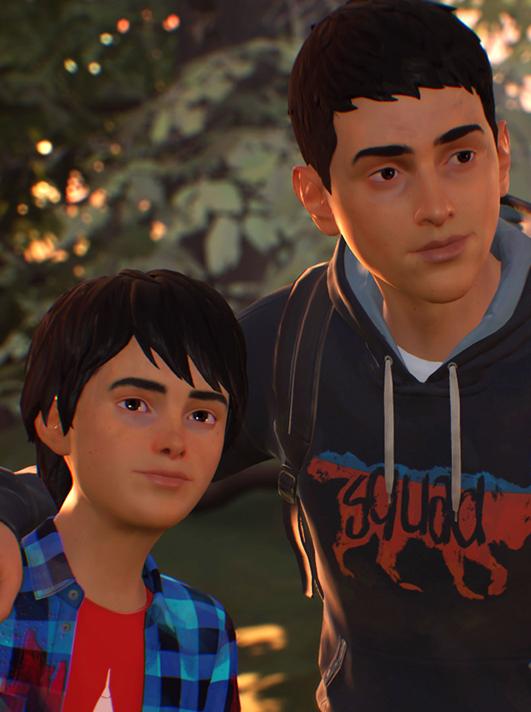Daniel Diaz & Sean Diaz promo image