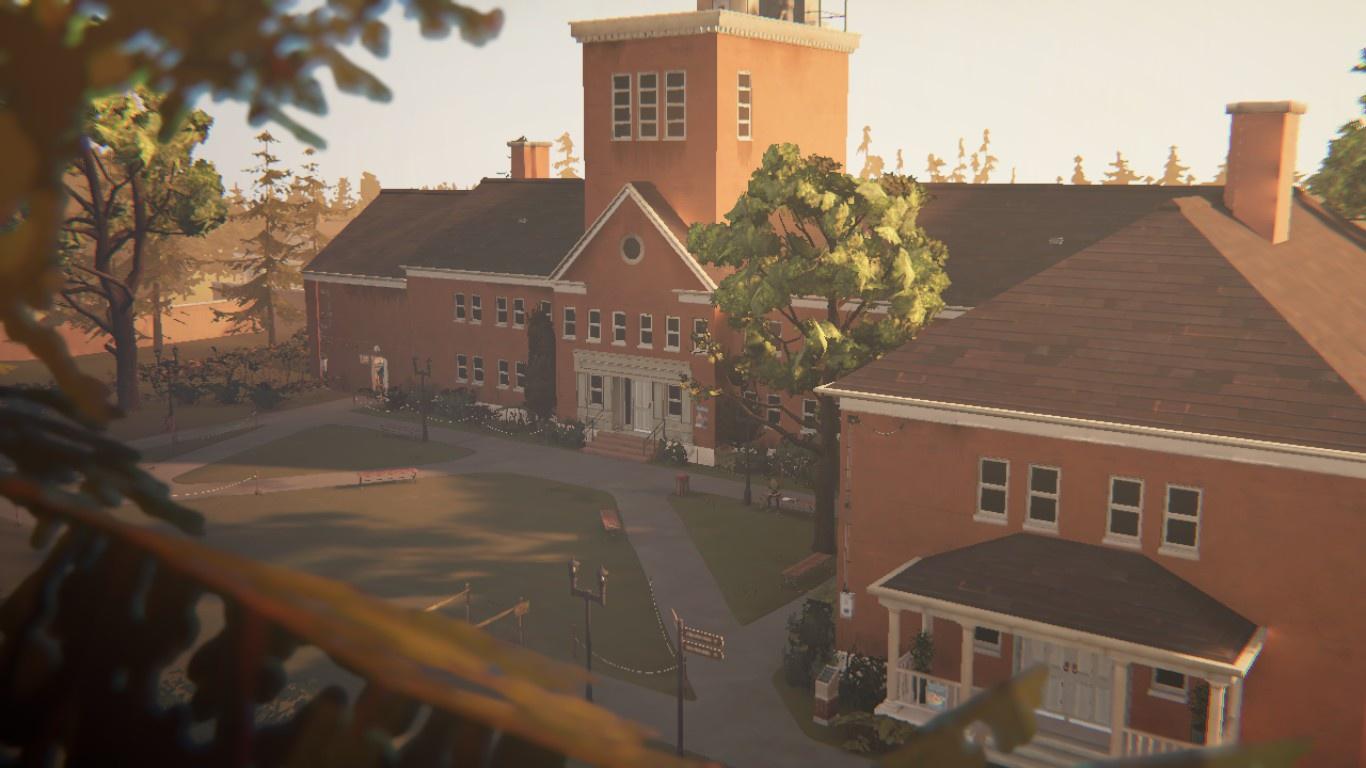 Prescott Dormitory BTS