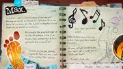 BtS Chloe's Letters Page 4 Ninja Skills
