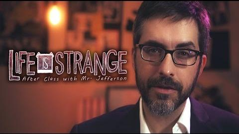After Class With Mr. Jefferson A Life is Strange Roleplay ASMR Life is Strange