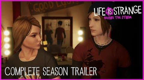 Life is Strange Before the Storm - Temporada completa trailer (Inglês)