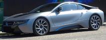 BMW i8 - LS II Možnost použití