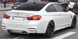 BMW M4 - LS II Volné použití