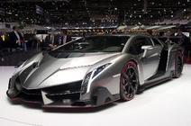 Lamborghini Veneno - Volné užití