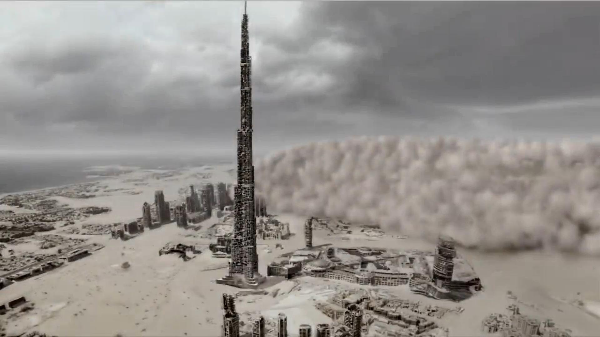 Burj Khalifa | Life After People Wiki | FANDOM powered by Wikia