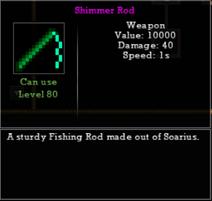 Shimmer Rod
