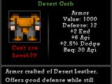 Desert Garb