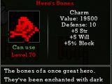 Hero's Bones