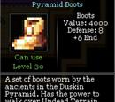 Pyramid Boots