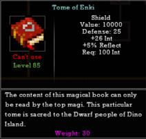 Tome of Enki