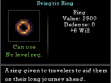 Sviagris Ring